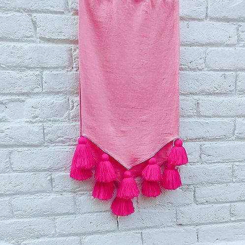 Periwinkle Pink - Table runner