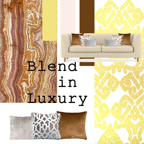 Blend in Luxury combo