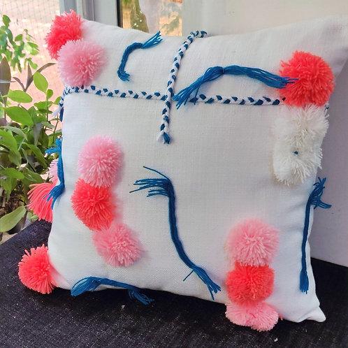 Boho Blend Cushion Cover