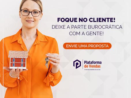 Foque no cliente e deixe a parte burocrática com a gente!
