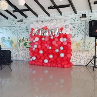 Photocorner panou baloane