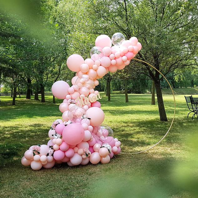 Garden Party Photocorner