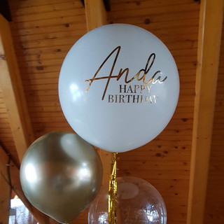 Balon Jumbo Personalizat