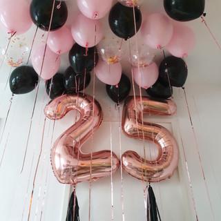 Sweet 25th