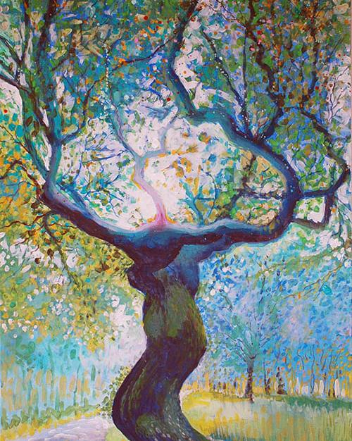 Fasque Estate Tree
