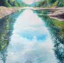 River Ericht Reflections (SOLD)