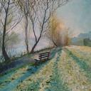 Blairgowrie Winter Riverside (£150)