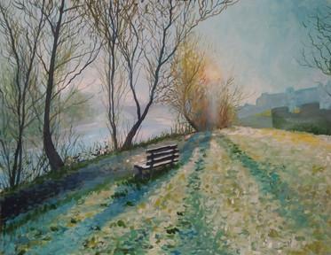 Blairgowrie Winter Riverside