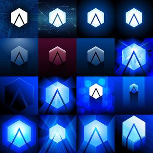 Nexus Icon design