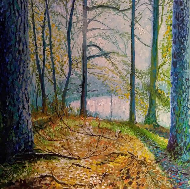 White Loch Woods