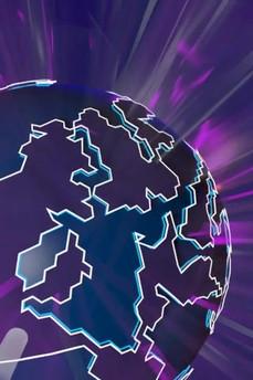 Nexus World Map Screen