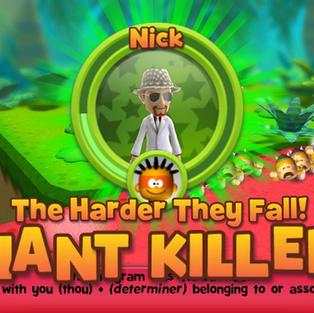 Giant Killer!