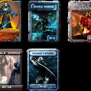 Some card design exploration