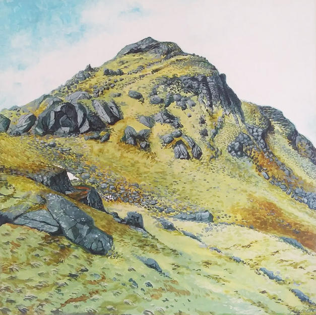 Tarmachan Ridge (1m by 1m)