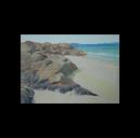 Camusdarach Rocks (£100)