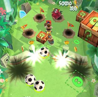 Main Play Screen