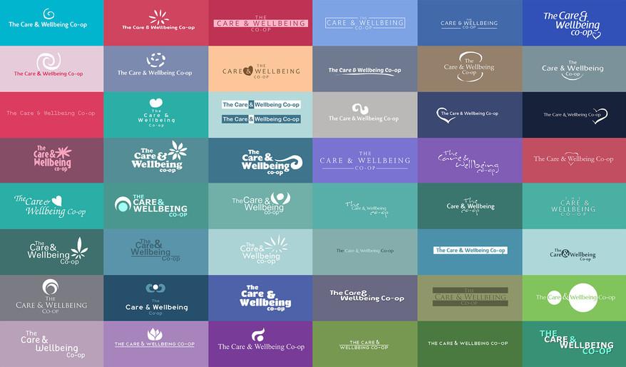 Client logo exploration