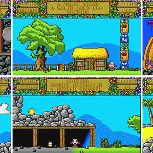 Treasure Island Dizzy (Amiga)