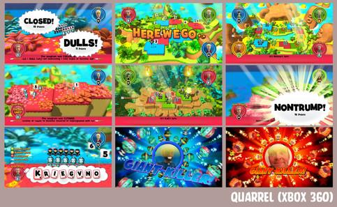 Quarrel Xbox screens