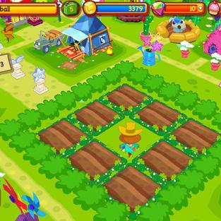 Fields to plant