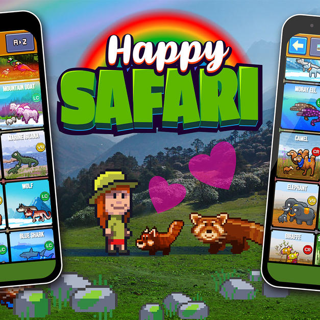 Happy Safari (DC Thomson)