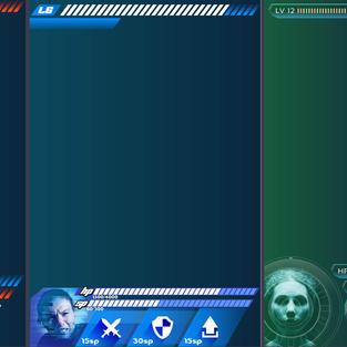 Main play GUI exploration