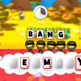 Gameplay shot