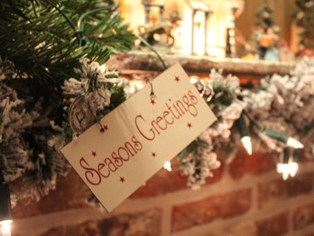 Open tijdens de feestdagen
