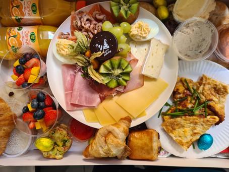 Afhaal ontbijt, lunch en diner - Cadeaushop