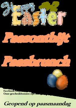 paasontbijt en brunch 2018
