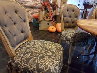 Nieuwe stoelen???