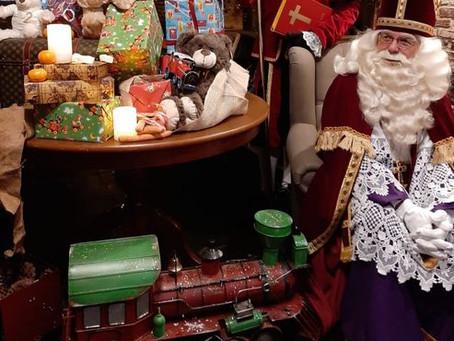 Sinterklaas in Step2