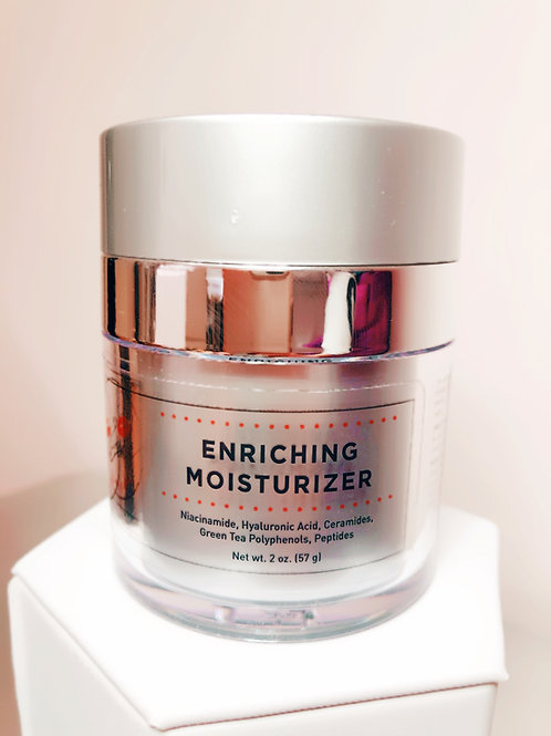 Baci Skin Care Enriched Moisturizer