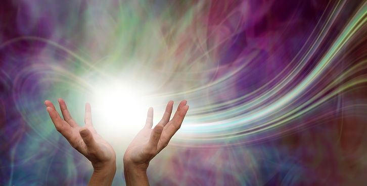 Stunning Healing Energy phenomenon  - fe