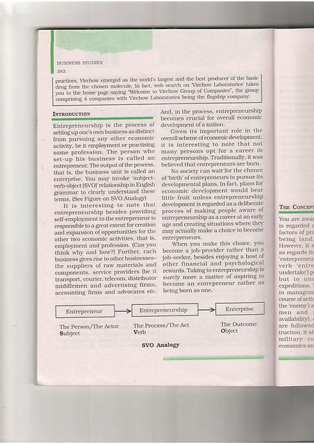 Virchow in CBSE textbook