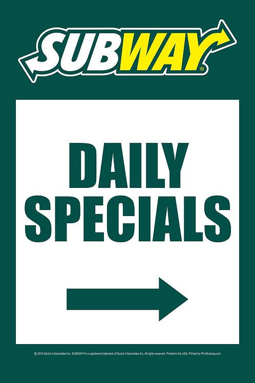 Subway-Daily Specials-Green-PortableTube