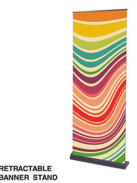 Banner Stand- Custom Design