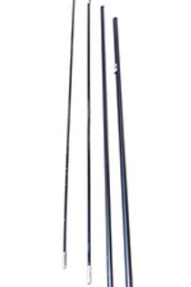 Subway Feather Flag Pole set Only