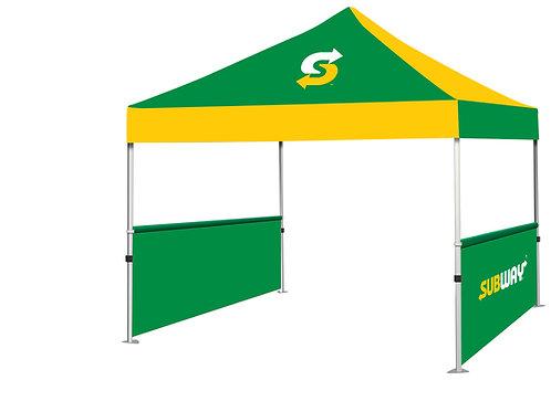 Tent Half Wall (Full Color)