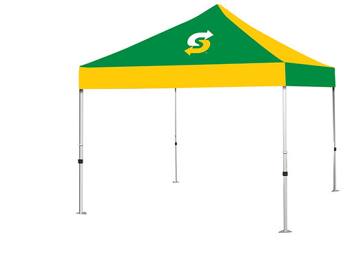Tent Without Wall (Full Color)