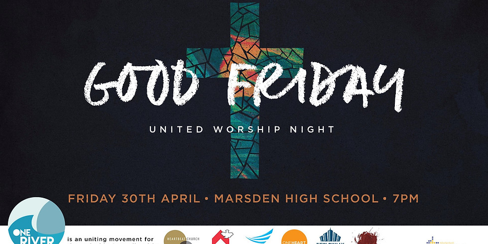 Good Friday - Combined Church Service