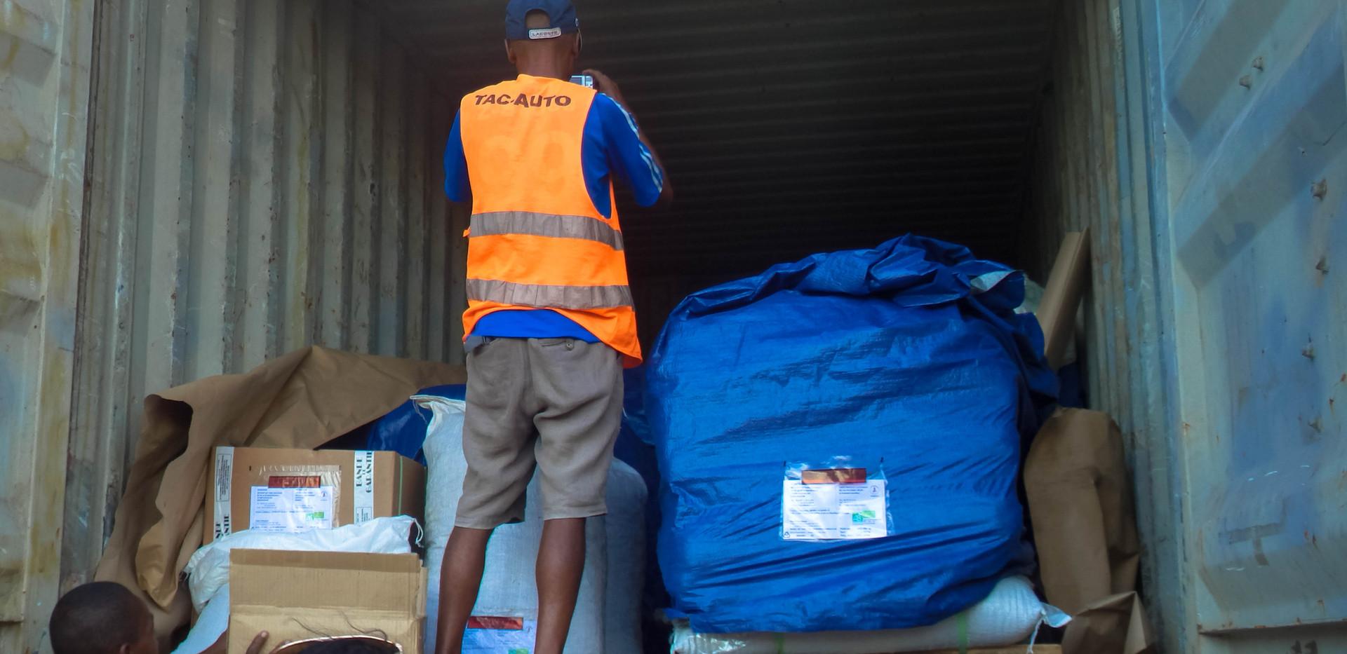 Inspection avant importation