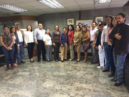 Grupo de Diálogo Rural colabora con Colegios Técnicos