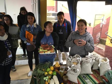 Emprendedoras Agroecológicas de Tabacundo