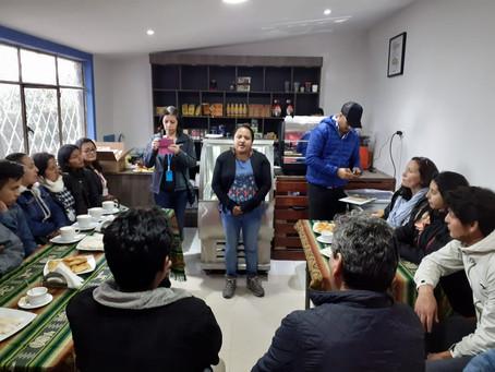 Cafetería Careli al pie de la Panamericana