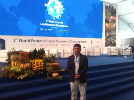 Participación de Inclusys en el Foro Mundial de Turín