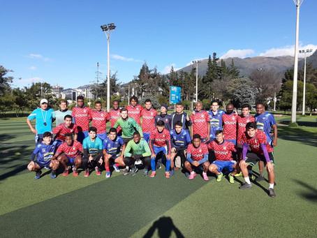 Cambio de directiva en Sandino FC