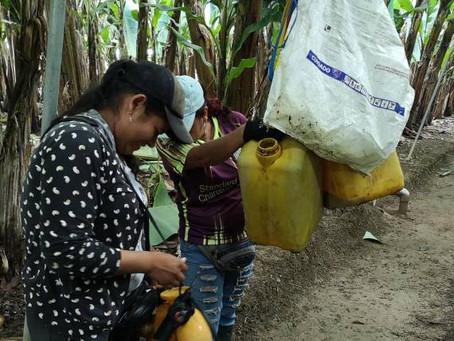 Las mujeres rurales necesitan mejorar su entorno