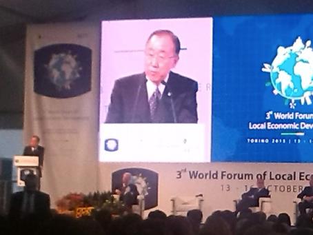 Inclusys en Conferencia de Ban Ki Monn