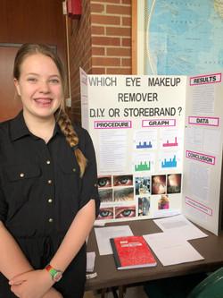 Science Fair Participation